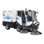 驾驶式扫地机 / 紧凑型 / 电动 / 机场