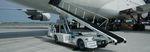 自推式行李传送带 / 机场