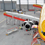 机翼组装系统 / 发动机 / 移动式 / 飞机