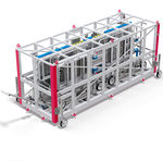 货运飞机航空集装箱