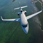 涡轮喷气式商务飞机
