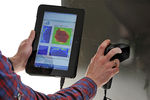 3D成像故障探测器 / 用于航空工程