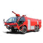 机场消防车 / 6x6 / 带有伸缩水炮