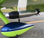 轻型飞机外部广播模块 / WiFi / 自供电 / 飞行数据记录器