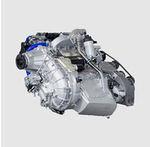 四冲程活塞发动机 / 在线 / 4气缸