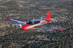 活塞发动机观光飞机 / 4人座 / 单引擎 / 低翼