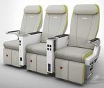机舱座椅 / 商务舱 / 用于经济舱 / 内置屏幕
