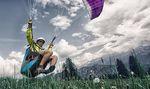 滑翔伞坐袋 / 单座