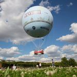 旅游用天然气热气球
