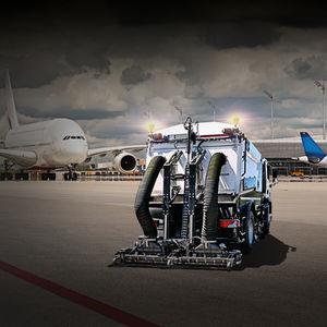 机场跑道清扫机