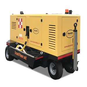 移动式地面电源装置 / 直升机 / 直流 / AC
