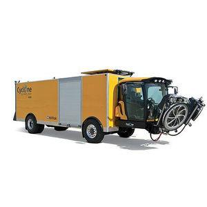 卡车安装式清洁设备