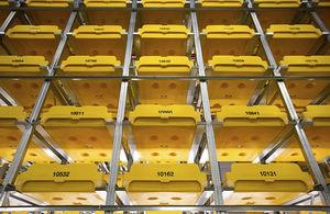 多层缓冲区存储系统 / 行李 / 机场