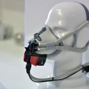 飞行员氧气面罩