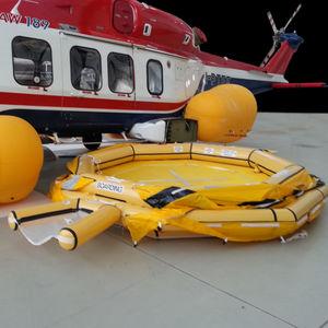 直升机救生筏