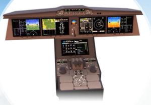 MFD / 飞机