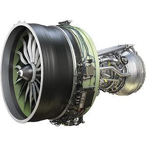 400kN+涡轮喷气发动机
