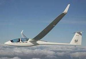 滑翔机飞机舱盖 / 丙烯 / 多层