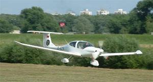 轻型飞机飞机舱盖 / 丙烯 / 多层