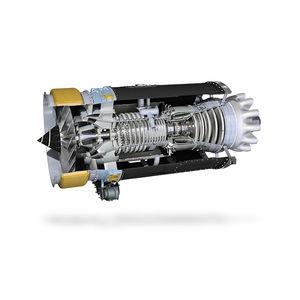 0-100kN涡轮喷气发动机