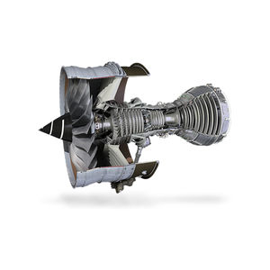 300-400kN涡轮喷气发动机 / 400kN + / 300kg + / 客机