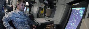 空中交通管制控制塔