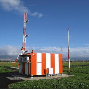 地面测距机