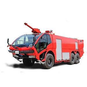机场消防车 / 8x8 / 带有伸缩水炮