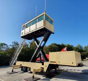 移动式控制塔