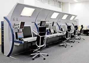 空中交通管制控制台
