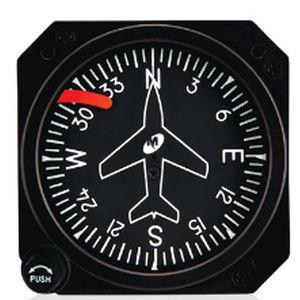 模拟航向指示器