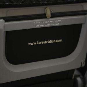 机舱椅背置物袋