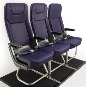 机舱座椅 / 用于经济舱 / 内置屏幕 / 带桌子