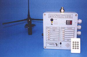 甚高频无线电收发两用机 / 机场 / 便携式