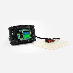相控阵故障探测器 / 成像 / 可编程 / 用于航空航天业