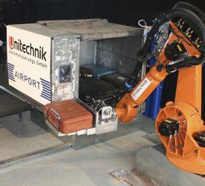 装载机器人 / 单轴 / 行李 / 货运