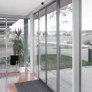 机场安全互锁门