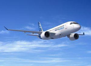 中程客机 / 101-150 / 涡轮喷气式 / 10 t ... 20 t