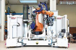 机械化装配机