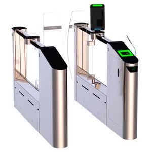 带生物特征读取器自助登机门 / 带条形码读取器 / 机场