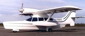 单引擎水上飞机 / 客运 / 旅游观光 / 用于救援