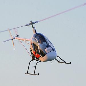 单人ULM直升机