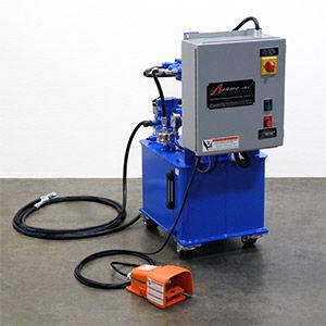 移动式液压泵站