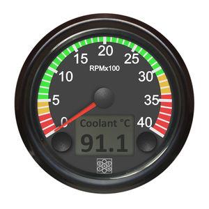 模拟转速表