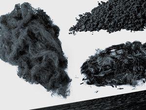 碳纤维 / 已粉碎 / 线圈 / 连续