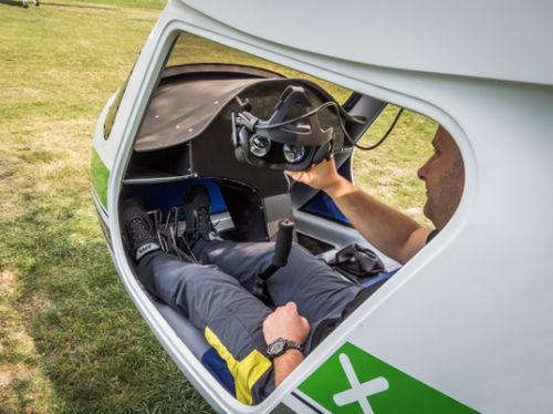 飞行模拟器 / 训练 / 驾驶舱