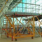 飞机组装车间 / 机尾 / 机翼 / 移动式