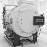 燃气炉 / 室式 / 用于航空航天业