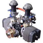 10-50ch活塞发动机 / 0 - 10kg / 二冲程 / 2气缸