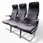 飞机座椅 / 乘客